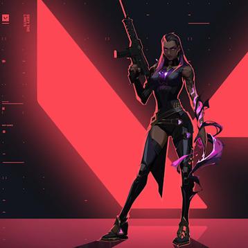 valorant booster Retouch avatar
