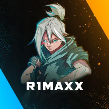 valorant booster r1maxx avatar