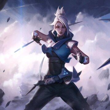valorant booster Viscern avatar