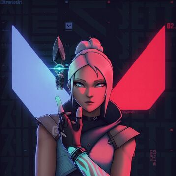 valorant booster CQNSTA avatar